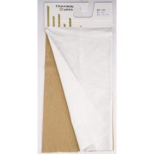 21s Linen Cotton Fabric, Cotton Linen Plain Woven Fabric pictures & photos
