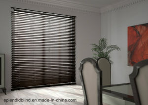 Real Wood Windows Blinds Home Use Blinds-SGD-a-963 pictures & photos