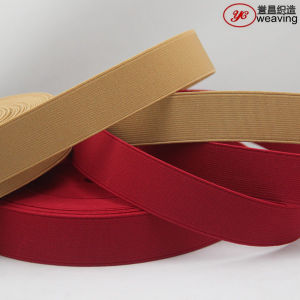 Different Sizes Top Products Woven Strong Elastic Webbing pictures & photos