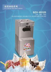 New Floor Model Soft Ice Cream Machine pictures & photos
