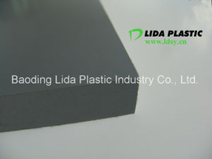 Extruded Polyvinyl Chloride Sheet pictures & photos