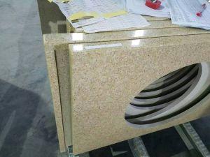 Hot Sale Artificial Quartz Stone for Kitchen Countertop pictures & photos