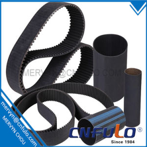 Industrial Rubber Neoprene Timing Belt, Power Transmission/Texitle/Printer Belt, 2475h pictures & photos