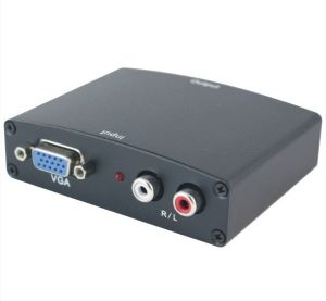 VGA to HDMI Converter up to 1080P pictures & photos