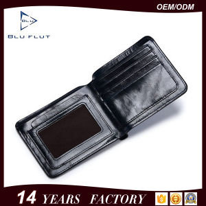 2016 Mix Color Wallet Fashion Man Genuine Leather Wallet pictures & photos