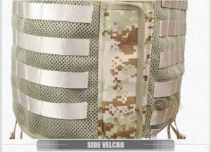 Molle Tactical Vest with Adjustable System Design pictures & photos