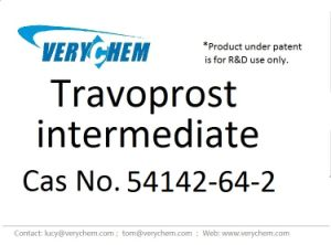 Pharmaceutical Travoprost Intermediate CAS 54142-64-2 pictures & photos