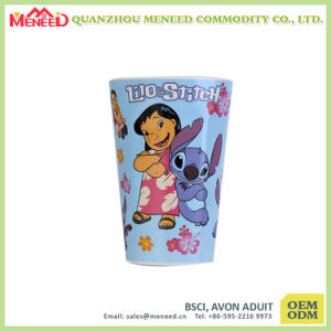 Cute Design BPA Free Reusable Melamine Kids Mugs Cups pictures & photos
