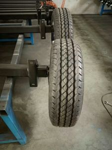 Radial Tubeless St185/80r13 Trailer Tire with Factory Price pictures & photos