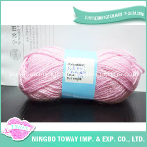 Superwash Knitting Weaving Fine Merino Wool Fancy Yarn for Hat pictures & photos