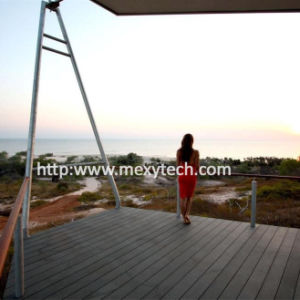 Hot Selling Outdoor Waterproof WPC Plastic Composite Decking pictures & photos