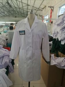 Manufacturers Specializing in The Production of White Coats, Doctors Work Clothes, Custom-Made Fabrics pictures & photos