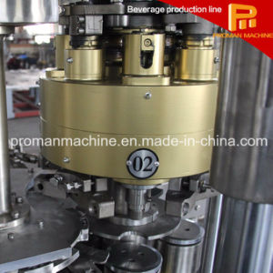 Aluminum Two Pieces Can Filling Machine for Energy Drinking pictures & photos