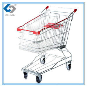 150L Asia Shopping Trolley with Big Capacity pictures & photos