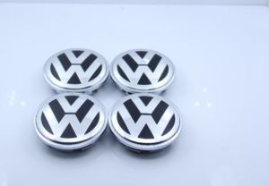 VW 65mm Black Chrome Wheel Bhub Cap 65mm pictures & photos
