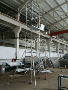 Safe SGS Approved Frame Scaffolding for Construction pictures & photos