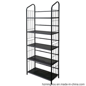 5 Layer Metal Display Stand for Home Supermarket Store Display pictures & photos