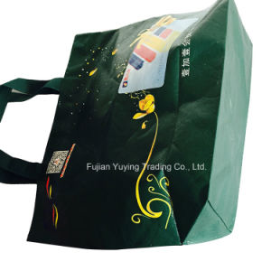 Customize Fashion Tote Non Woven Shopping Bags (YYNWB083) pictures & photos