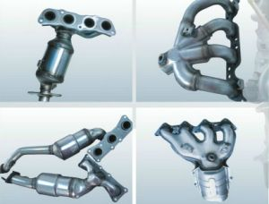 Automobile Exhaust Purifier Three Way Catalytic Converter pictures & photos