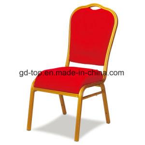 Metal Curve Seat Banquet Chair pictures & photos