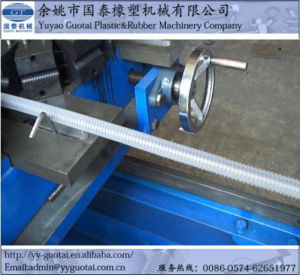 Single-Wall Plastic Corrugated Hose Extrusion Machine pictures & photos