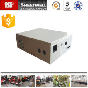 Well-Equipped Sheet Metal Cabinets Electric Enclosure pictures & photos