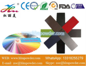 Electrostatic Spray Epoxy-Polyester Powder Coating for Decoration with FDA Certification pictures & photos