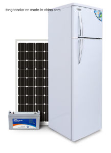 12/24V DC Compressor Solar Power Refrigerator 42L/226L pictures & photos