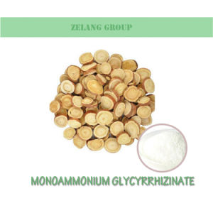 Factory Supply Licorice Extract 98% Monoammonium Glycyrrhizinate pictures & photos