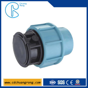 63mm PVC Pipe PP Compressiopn Fittings pictures & photos