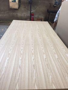 Ash Wood Veneer MDF/HDF pictures & photos