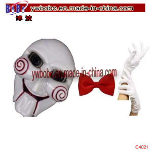Yiwu Market Masquerade Masks Clown Saw Party Items (C4021) pictures & photos