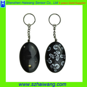 Lifesaver Personal Alarm for Anti-Theft and Anti-Rape (Black) pictures & photos