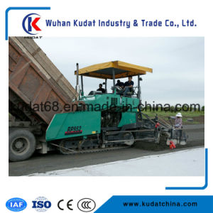140kw Engine Mechanical Assembling Screed Asphalt Paving Machine with Gas Heating pictures & photos
