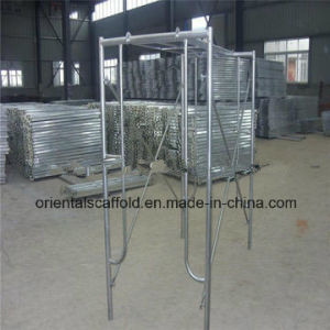 Building Modular Scaffolding Frame System pictures & photos