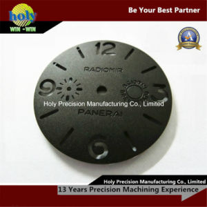 Custom CNC Aluminum Machining with Engraving Watch Case pictures & photos
