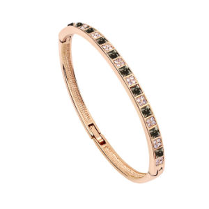 2017crystal Bracelet - Sunrise Star Rose Gold Bracelet pictures & photos