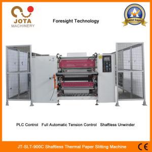 Multi Functional Thermal Adhesive Paper Slitting Machine ECG Paper Slitting Machine pictures & photos