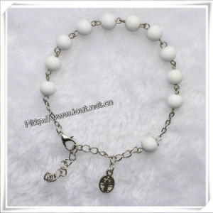 Cloisonne Bead Rosary Bracelet, Rosary Bangle (IO-CB077) pictures & photos