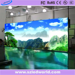 P4.81 Indoor Rental Full Color LED Video Wall for Advertising pictures & photos