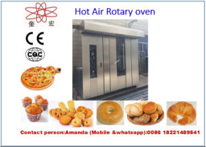 Kh Ce Approved Diesel Rotary Oven pictures & photos