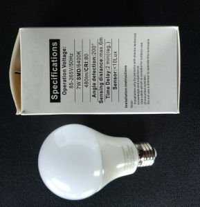 New Smart 5.8g 2.8g LED Microwave Sensor Bulb with Radar Sensor pictures & photos