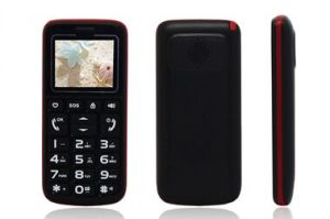 1.77 Inch with 800mAh Battery Big Letter Senior Phone pictures & photos