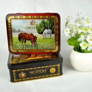 Custom Tea Packaging Box, Tea Gift Box, Tea Tin Box Made in China pictures & photos