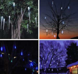 LED Meteor Snowfall Light Kit pictures & photos