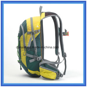 Newest Customized Waterproof Hiking Backpack, Polyester Nylon Climbing Backpack Bag, Camping Outdoor Sports Travel Backpack pictures & photos