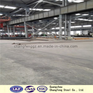 Forged Plastic Mould Steel 1.2738 P20 Ni alloy steel pictures & photos