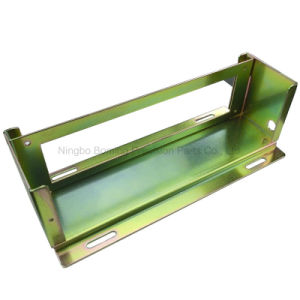 Sheet Metal Part of Bracket with Zinc Plating pictures & photos