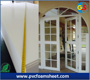 High Density PVC Foam Board Insulation for Building Construction pictures & photos
