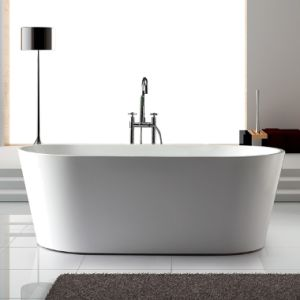 Cupc Hotel Freestanding Acrylic Bathtub pictures & photos